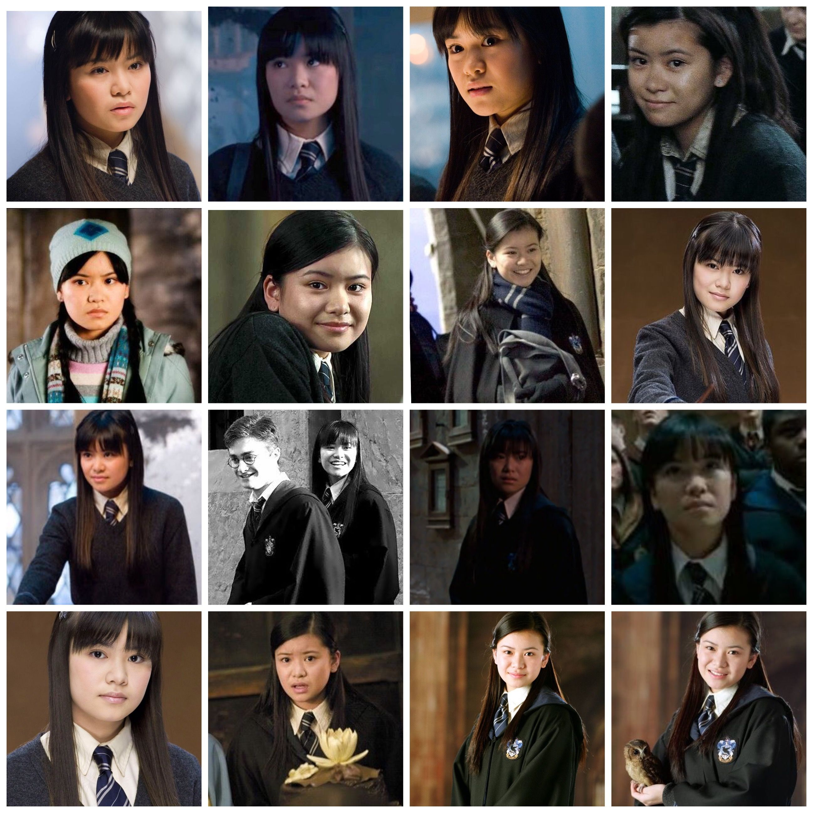 Pin By Slytherin Princess On Cho Harry Potter Character Quiz Celebrity Twins Harry Potter Cast