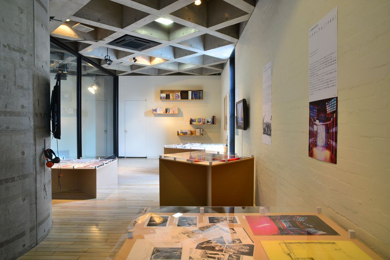 "Exhibition dedicated to Arata Isozaki ""12x5=60. Thoughts Beyond Architecture"", Watari Museum"