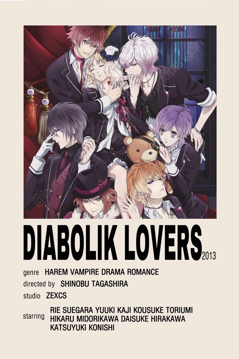 Diabolik Lovers (b&p)