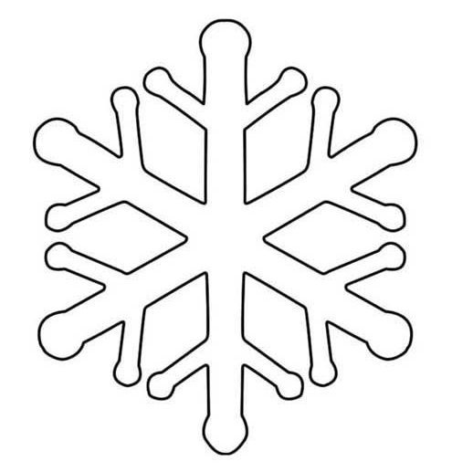 Kar Taneleri Boyama Sayfasi Ve Cizgi Calismasi Okul Oncesi Etkinlik Faaliyetleri Madamteacher Com Kar Taneleri Kar Tanesi Kardan Adam