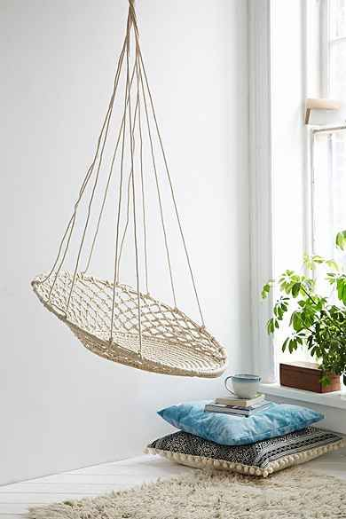 Charming Cuzco Hanging Chair... I Mean We Do Have Awesome Lofted Ceilings For  This... ;)