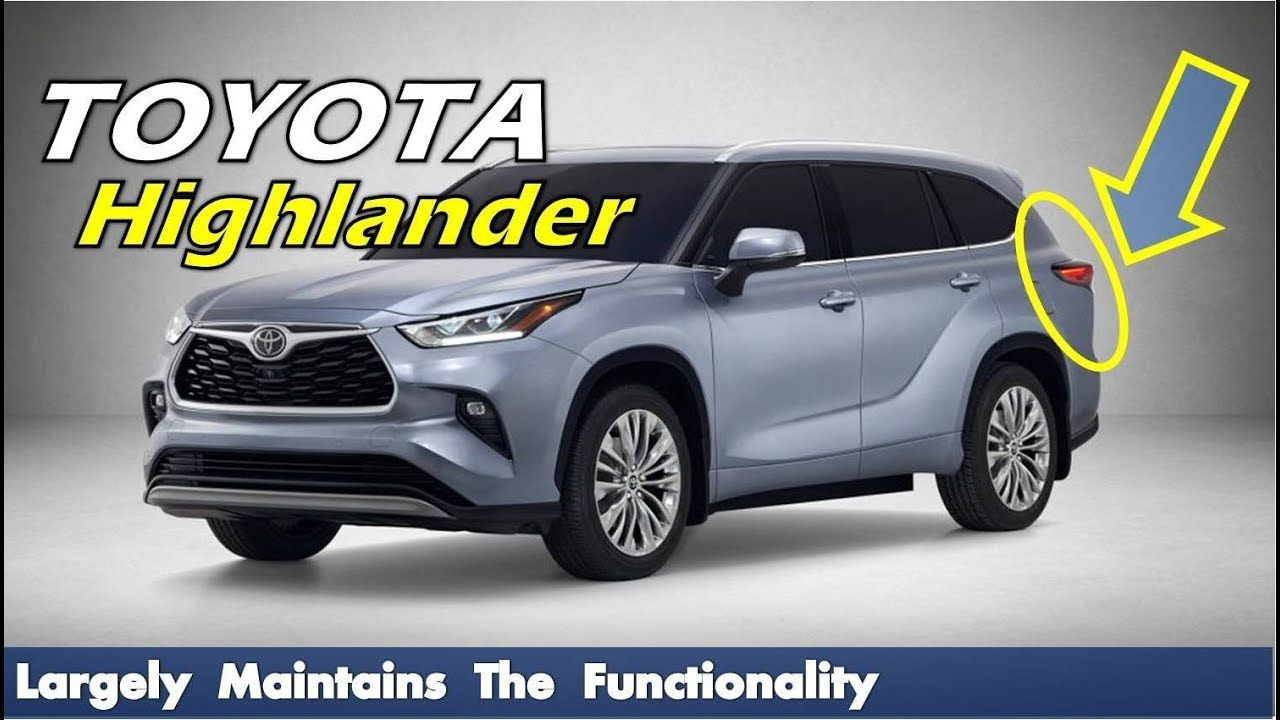 2020 Toyota Highlander Hybrid Interior Ful Toyota
