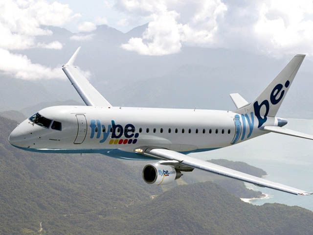 Flybe ouvre deux routes anglaises à Toulouse
