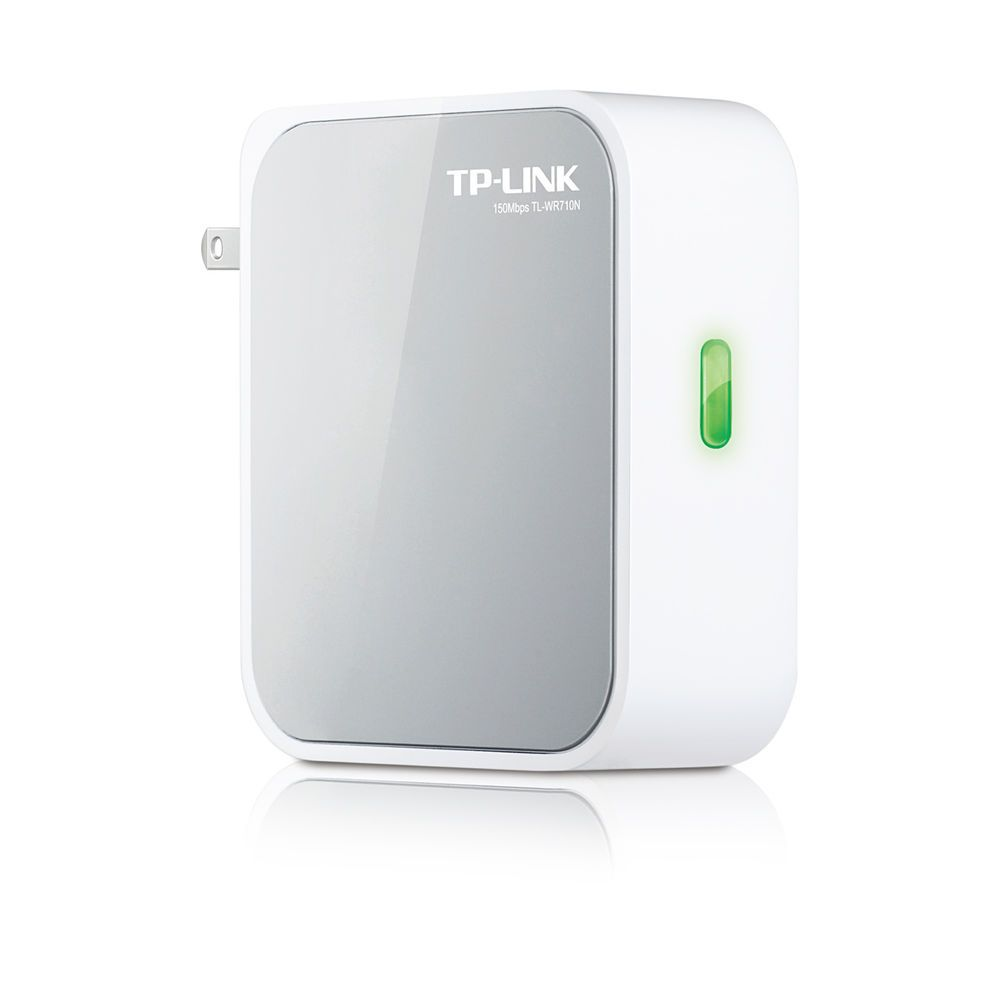 Tp Link Tl Wr710n B G N 150mbps Mini Portable Wifi Wireless N Router Ap Tplink Router Tp Link Wifi Booster Diy