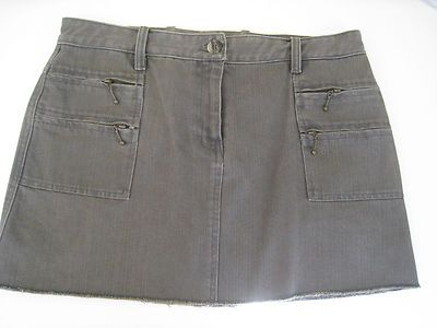Development by Phillip Lim Denim Mini Skirt Size 10 New with Tags ...