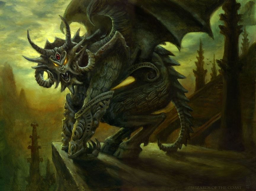 864x644_10791_Manor_Gargoyle_2d_fantasy_dragon_demon ...
