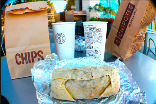 chipotle omf unf