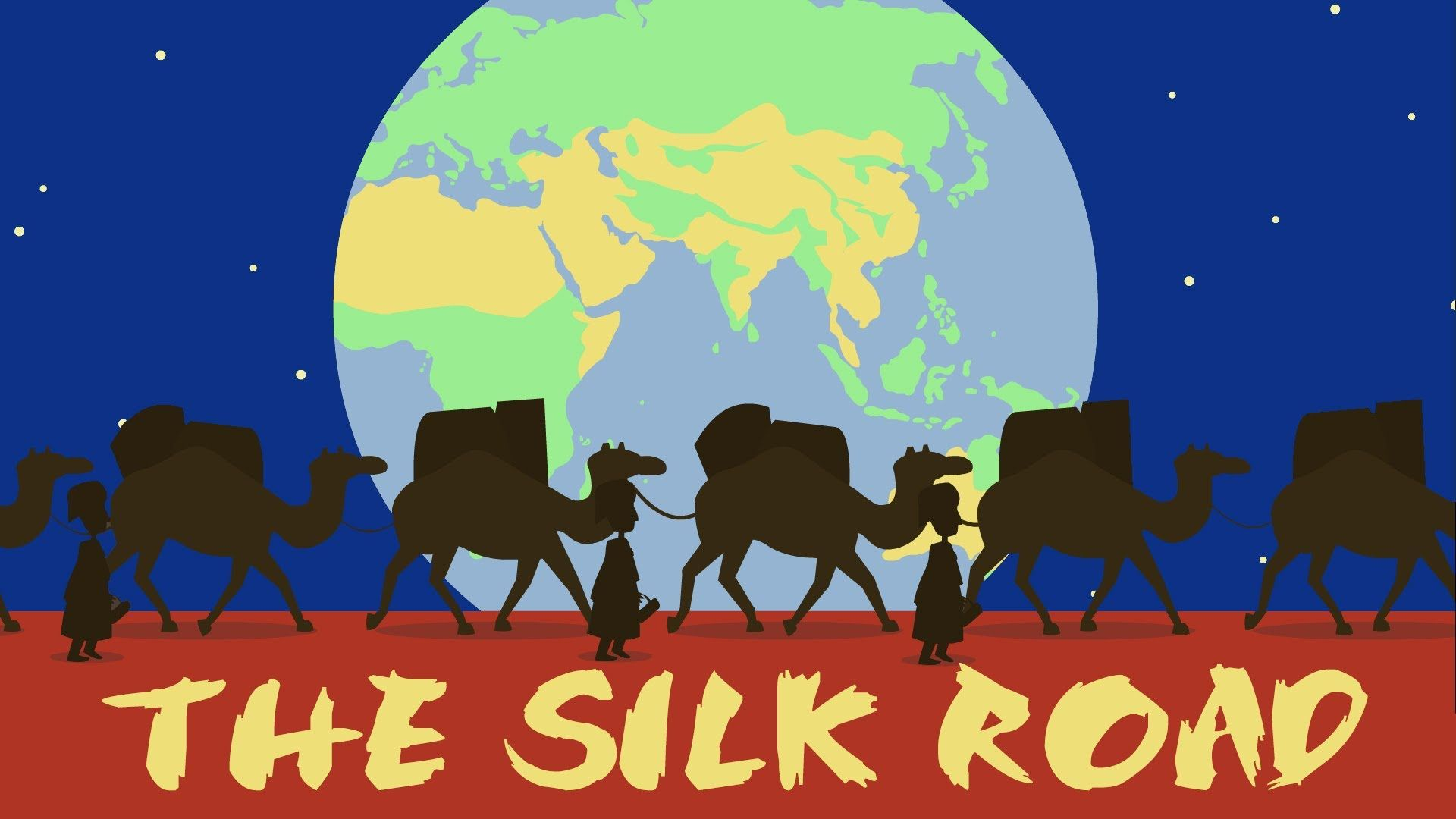 The Silk Road: Connecting the ancient world through trade - Shannon ...