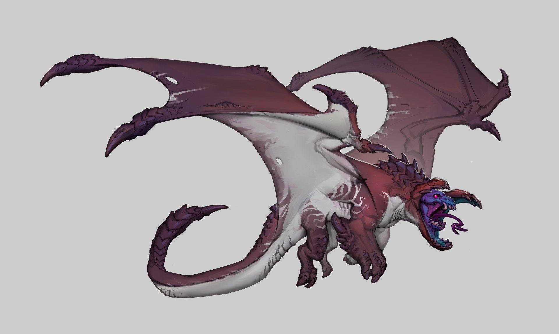 ArtStation - Flying Creatures, Baldi Konijn