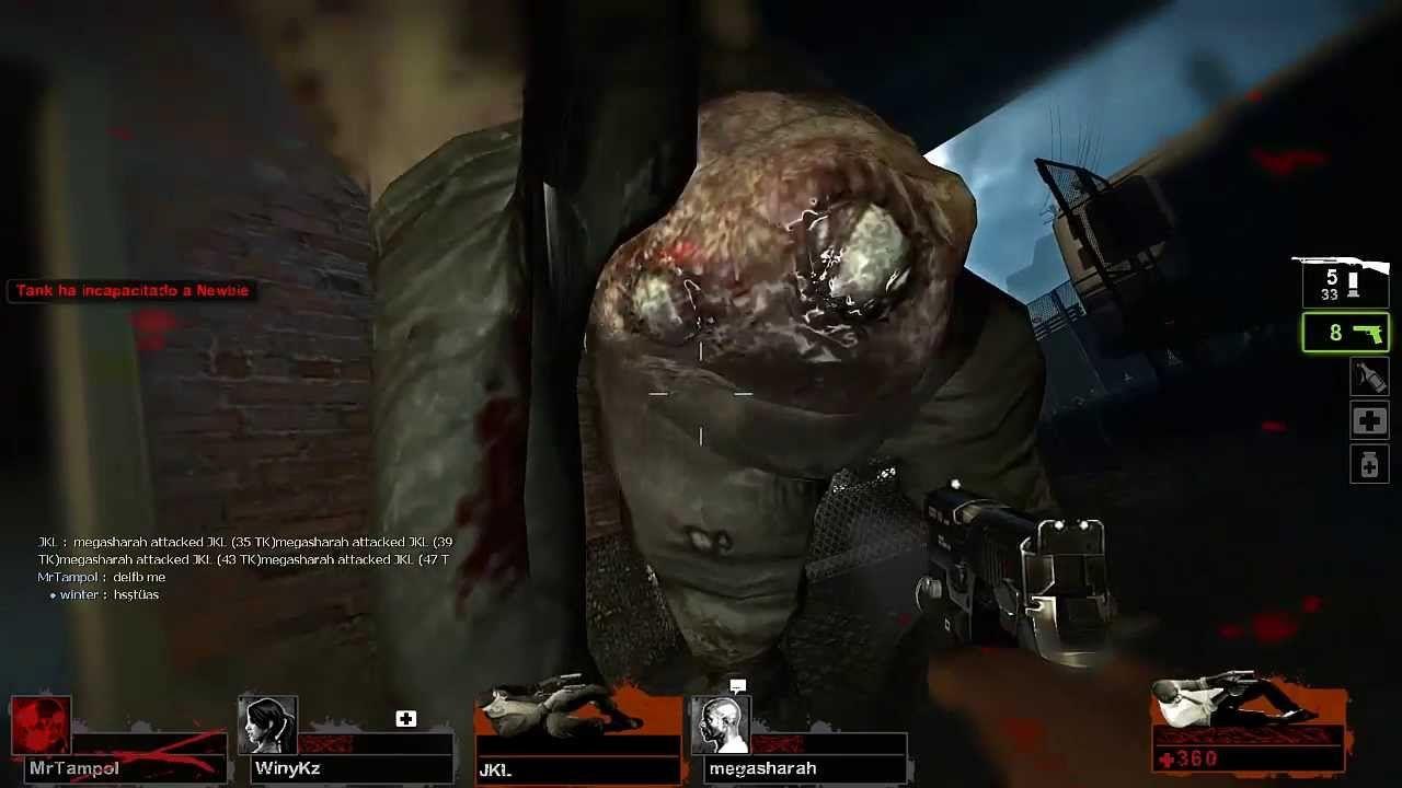 Descargar Left 4 Dead 2 PC Game Update 2 1 3 4 Español | PC