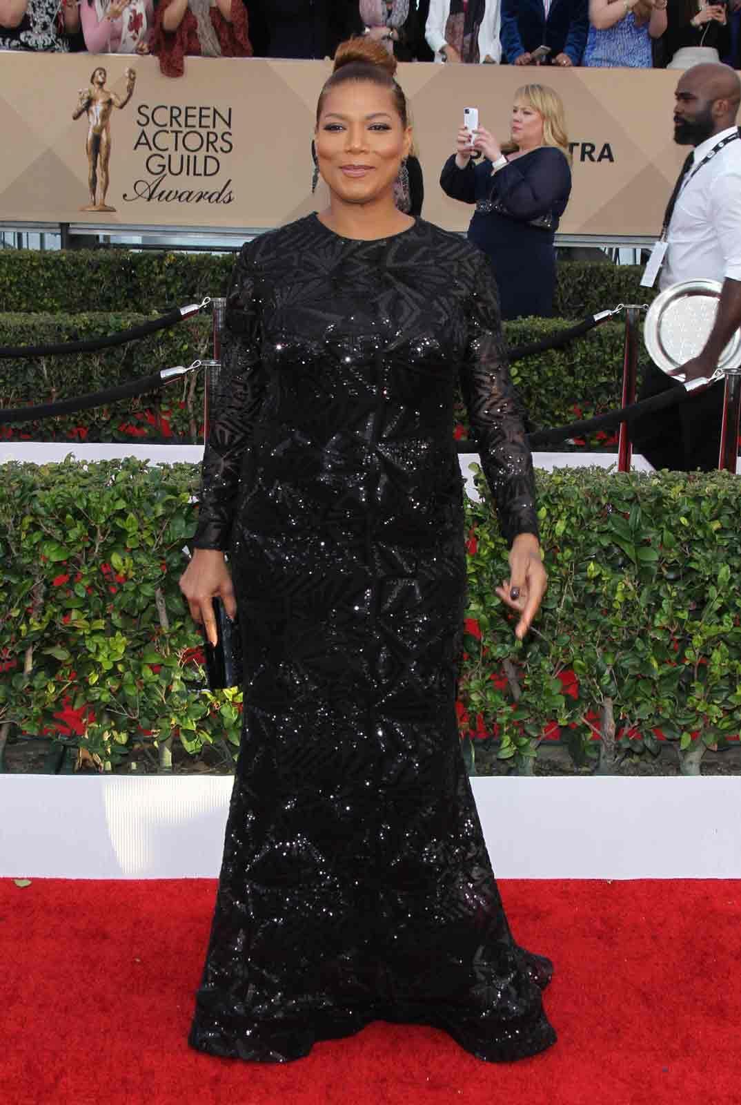 22º Premios SAG: Queen Latifah
