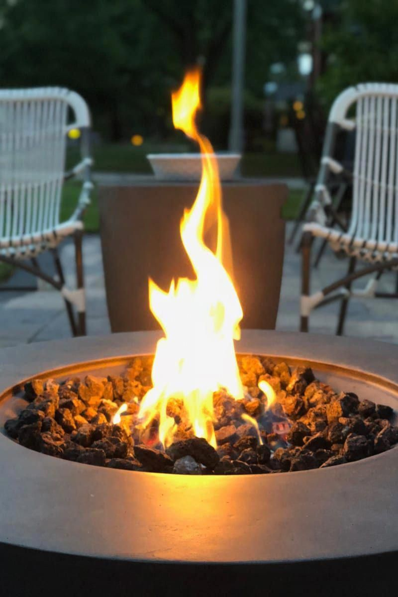 Photo of This particular backyard fire pit is unquestionably an extraordinary design tech…