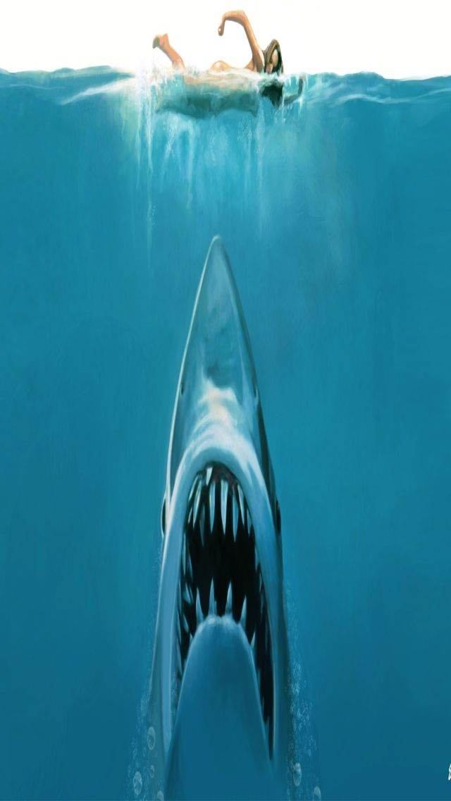 Jaws Wallpaper Widescreen
