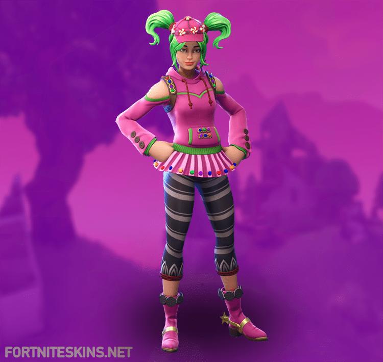 Fortnite Zoey Skin Epic Outfit Fortnite Skins Fortnite Zoey Epic Games Fortnite