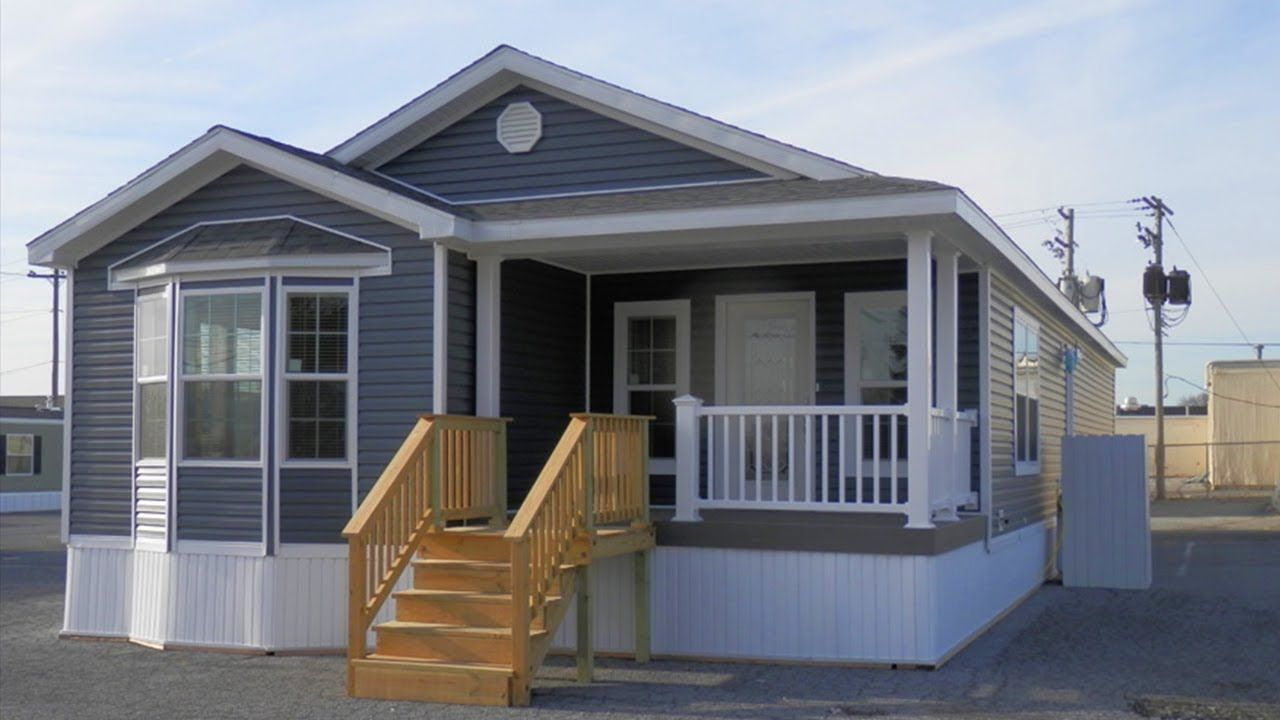 Gorgeous Cateret Double Wide Model Has 3 Beds And 2 Baths Double Wide Home Manufactured Home Beautiful Small Homes