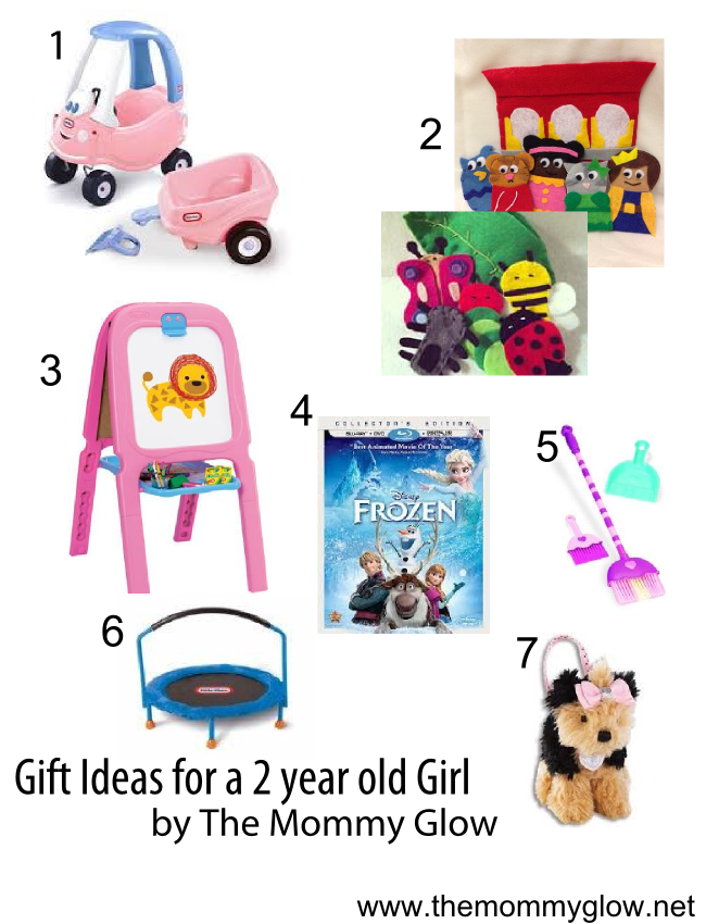 Christmas Gift Ideas for a 2 year old that they will love! @themommyglow  #toddlergiftideas - Christmas Gift Ideas For A 2 Year Old That They Will Love