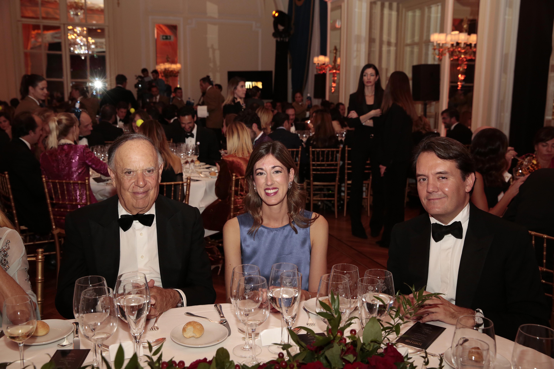 Todos los invitados a la cena de gala personaje del a o - Cenas faciles para invitados ...