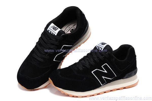 zapatillas new balance piel