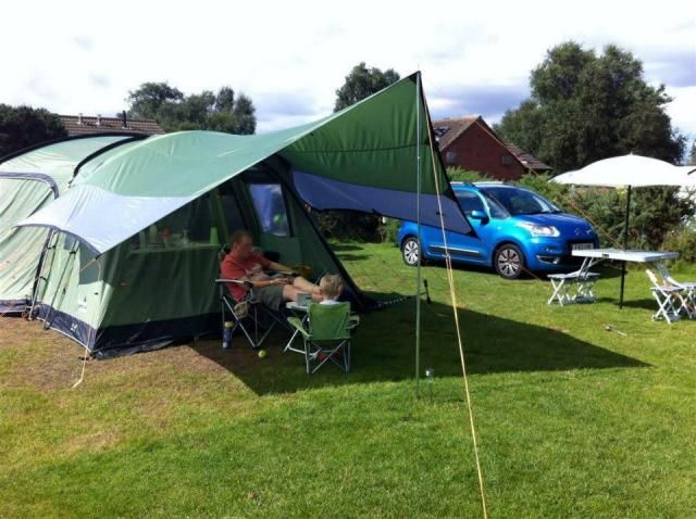 Canopy For Vango Maritsa 700 UKCampsitecouk Tent Talk Advice Info
