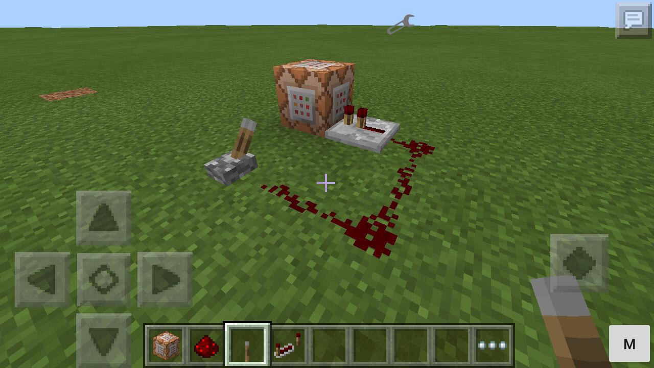 Minecraft Pe Com Comand Block