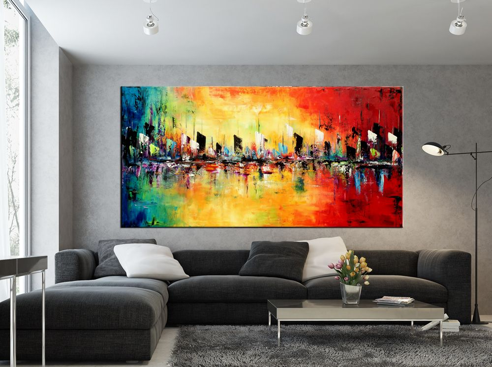 Modern Art Home Decor Abstract Art Painting Abstract Art Painting Diy Oil Painting Abstract