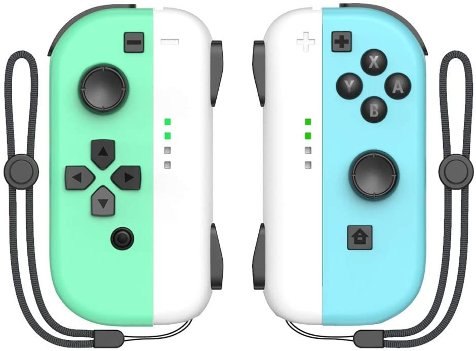 7 Best Third Party Joy Con Controllers For Nintendo Switch Nintendo Switch Nintendo Switch Animal Crossing Control