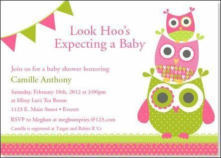 40 Beautiful Owl Baby Shower Invitations Ideas Beautiful Owl