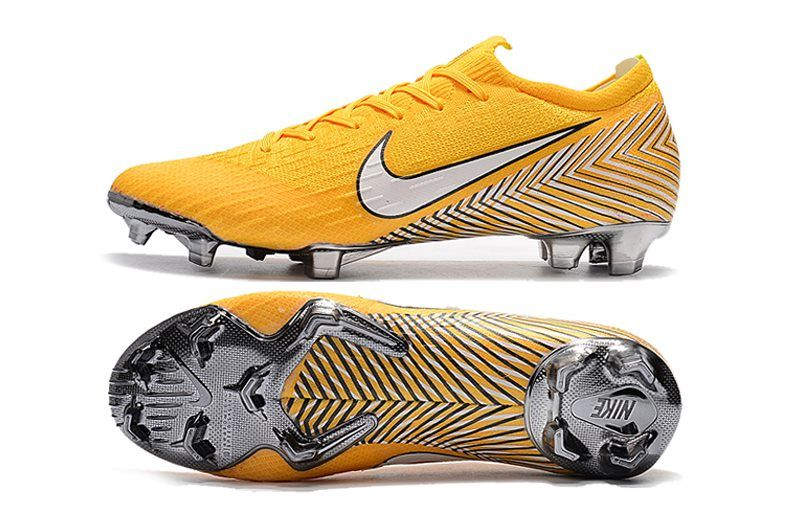 0d64854a0 Nike World Cup 2018 Mercurial Vapor XII FG Boots - Neymar Yellow White