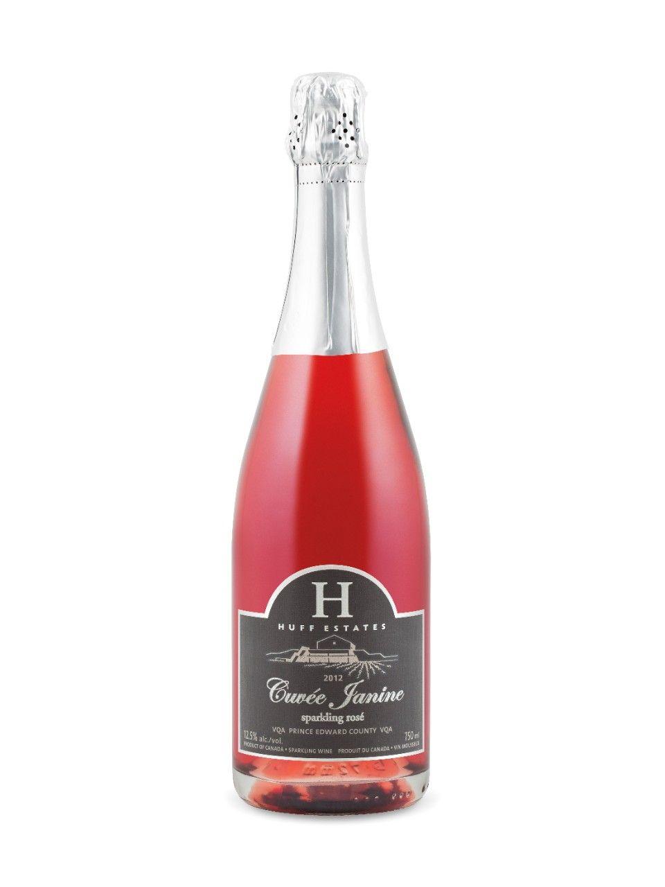 Huff Estates Winery Cuvee Janine Rose 2013 Prince Edward County Ontario Vqa Canada Natalie S Score 90 100 Ht Prince Edward County Prince Dish Soap Bottle