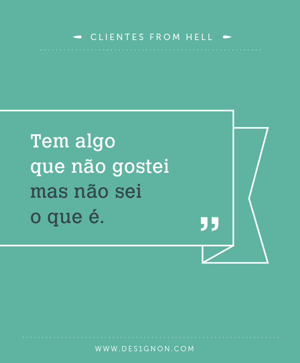 "Frases famosas de ""Clientes from Hell"""