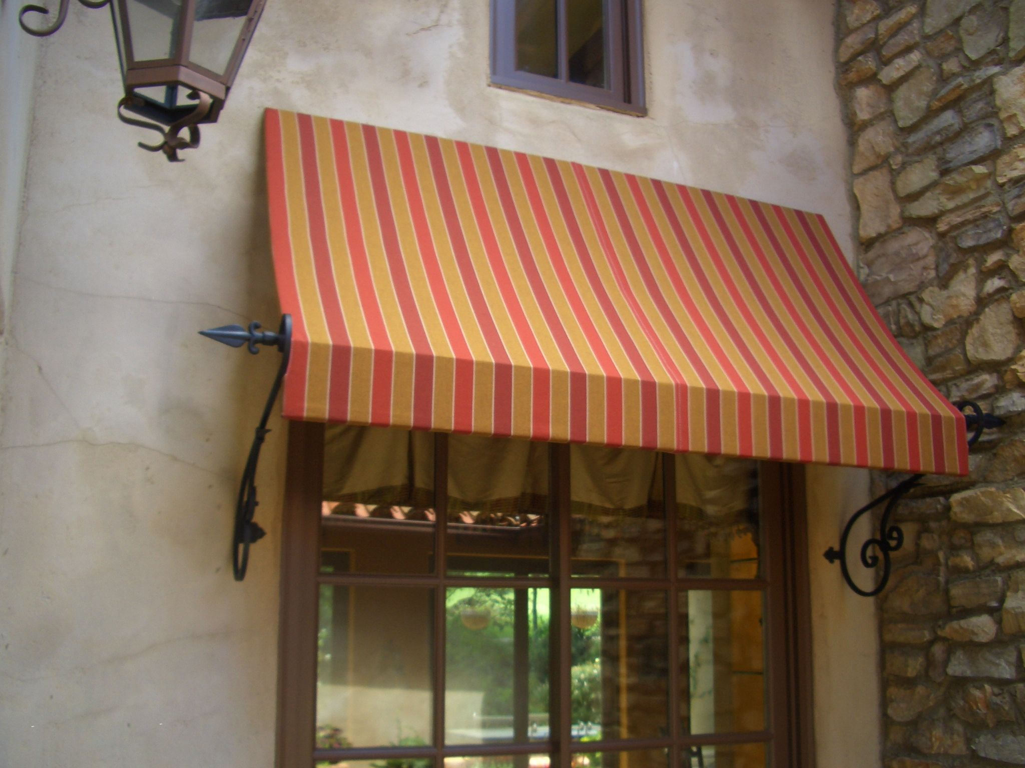 Awnings For Homes Decorative Spear Awnings The Awning Company