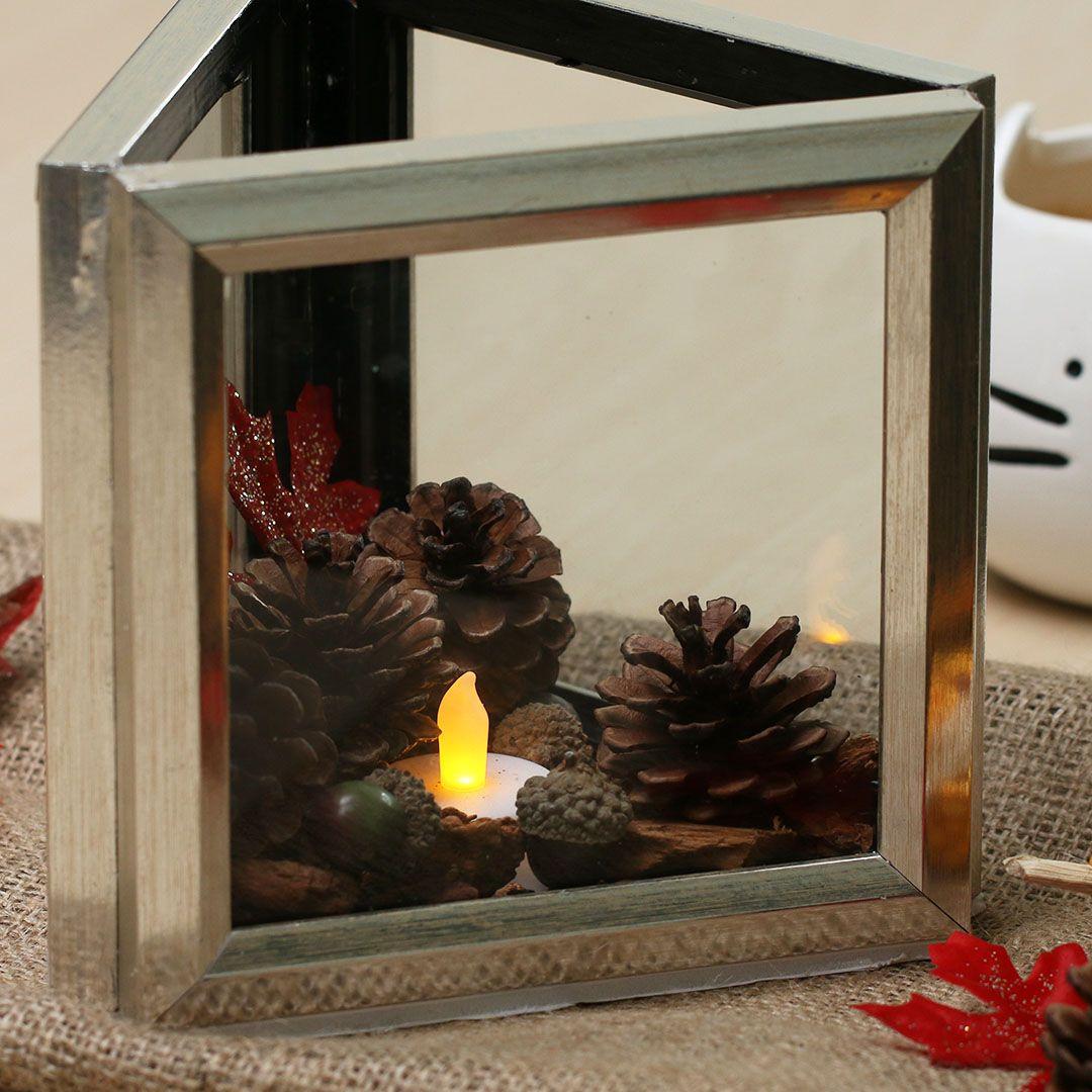 Turn Dollar Store Frames Into Affordably Chic Terrariums Crafty