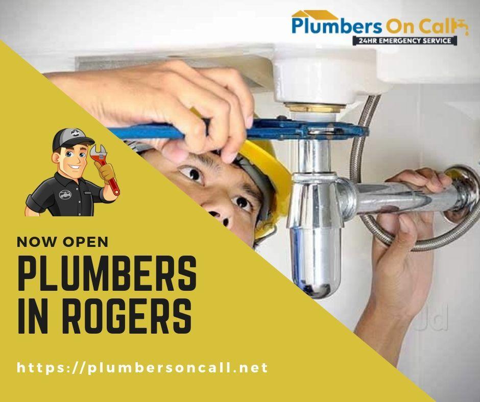 The Best Plumbers In Rogers Plumber Plumbers Near Me Rogers