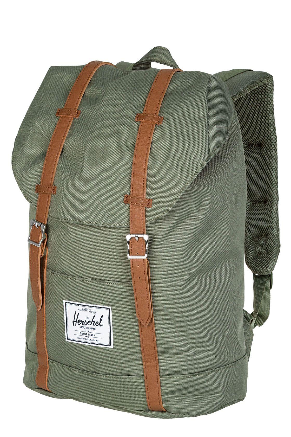 c31475e5b80 Herschel Retreat 19,5L Backpack | #skatedeluxe #sk8dlx #camo #style