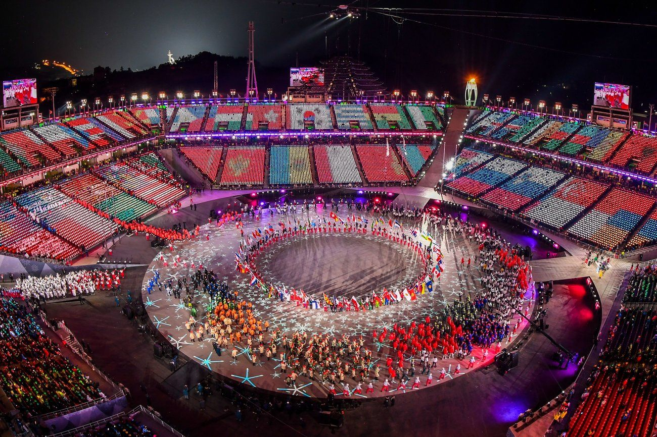 Highlights of London Olympics Closing Ceremony in Pictures