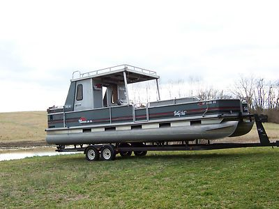 Sun Tracker Party Hut Pontoon Boat - Used Boats for Sale