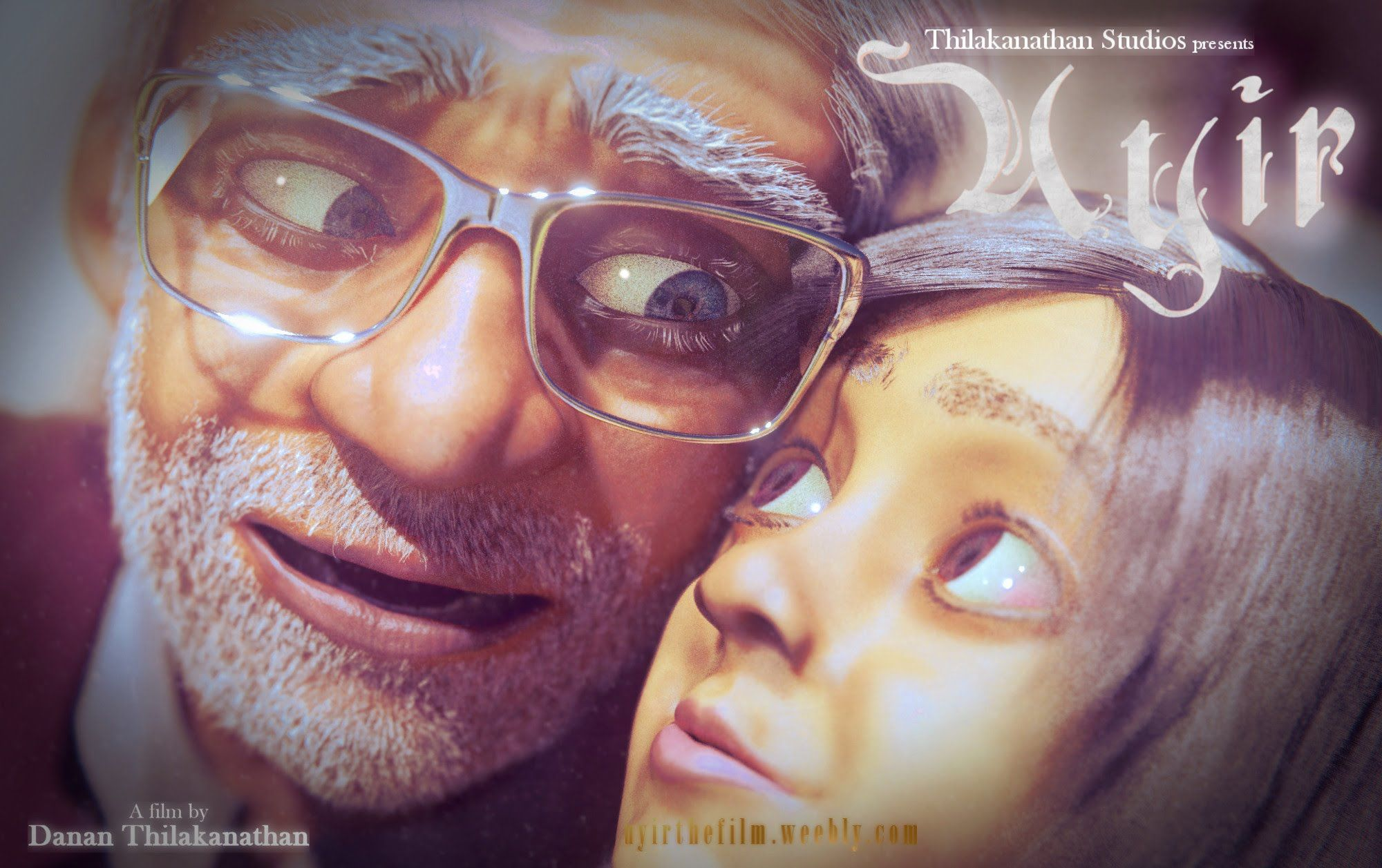 Uyir A Short 3d Animated Film About A Loving Grandfather And His