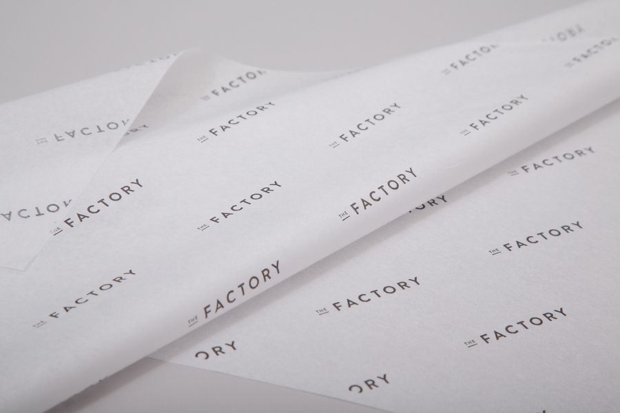New Brand Identity For The Factory By Ghost Bp O With Images