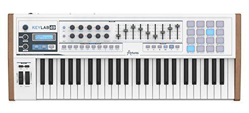 Arturia 230421 KeyLab 49 Hybrid USB/MIDI Keyboard Control... https://www.amazon.com/dp/B00DJ5UJ5E/ref=cm_sw_r_pi_dp_x_BkV-xbQG6SMQW