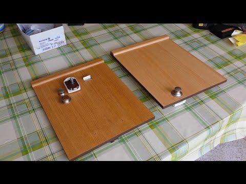 wohnwagen renovierung teil 2 push lock montage d c fix verarbeitung youtube wohnwagen. Black Bedroom Furniture Sets. Home Design Ideas
