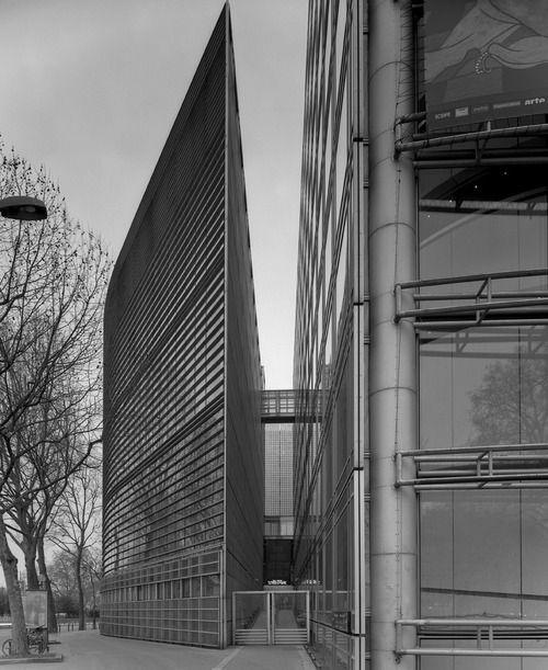 Jean Nouvel - Arab Institute, Paris