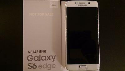 Samsung Galaxy S6 Edge SM-G925W8 - 32GB - White Pearl (Unlocked) Smartphone https://t.co/esNhsWkAA2 https://t.co/BjtNN3IeSy