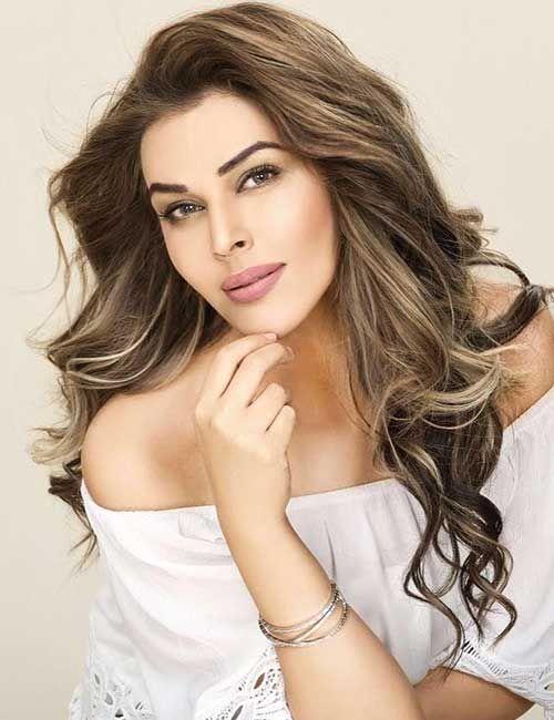 Most Beautiful Ladies In Pakistan - 17 Sana Bucha  Most-1412