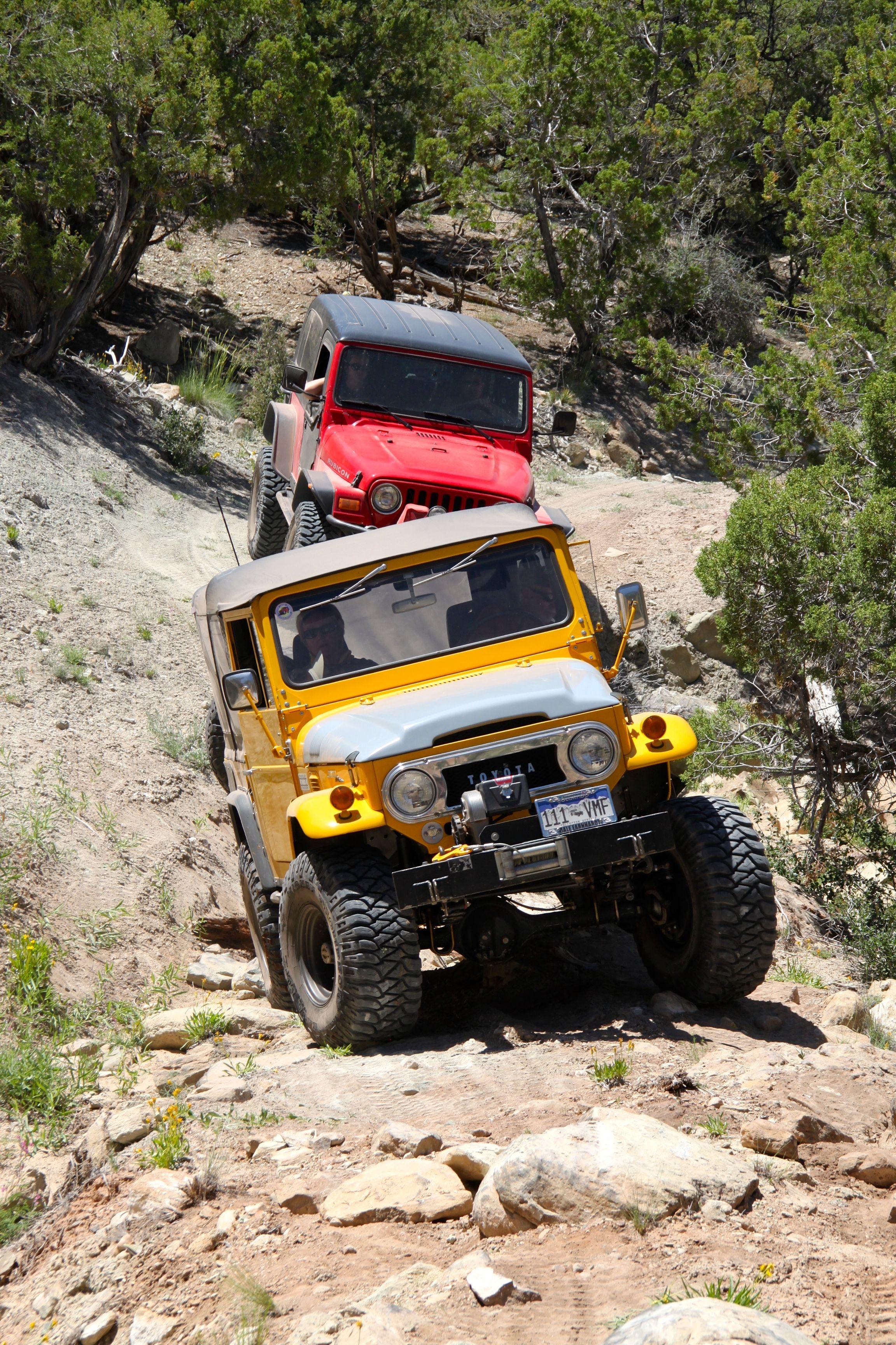 Galen On Hog Back Off Road Adventure Jeep Trails Monster Trucks
