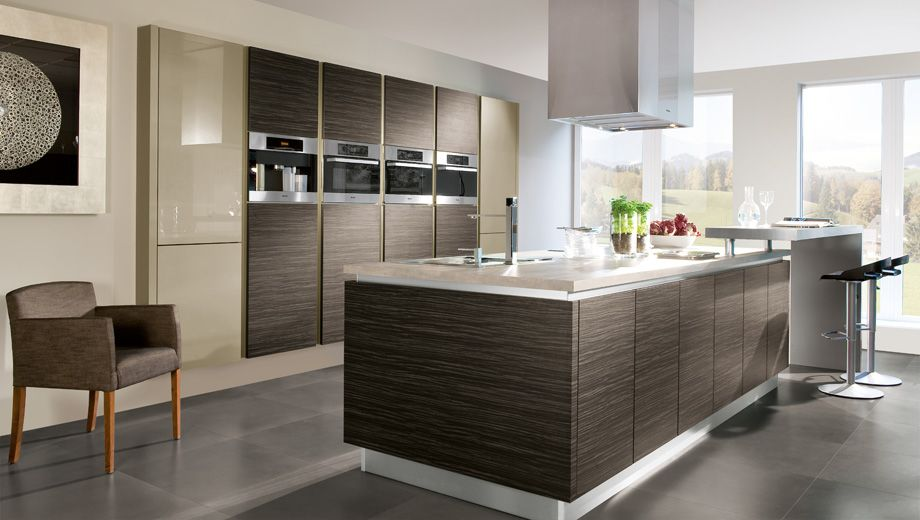 on a shelf with no paddle - Contemporary Kitchen Design Ideas