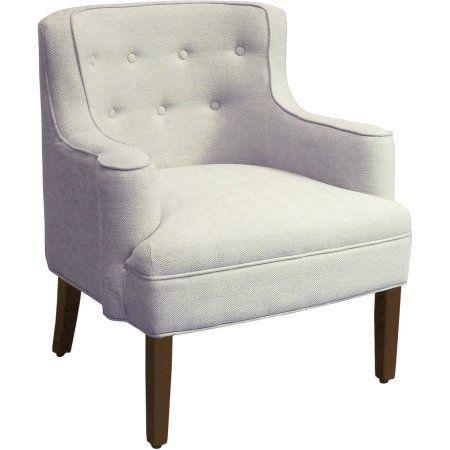 Best Homepop Audrey Accent Chair Walmart Com Tufted Accent 400 x 300