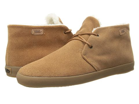 Womens Shoes Vans Rhea (Suede) Tobacco Brown
