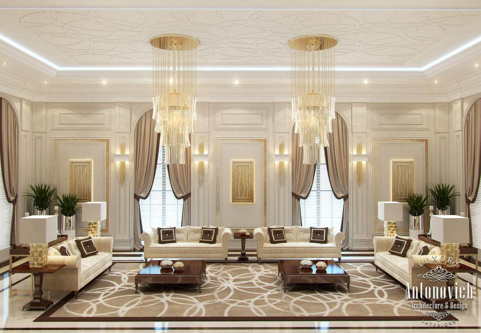 Showcase Of Classic Style Interior Design Stunning Expressions