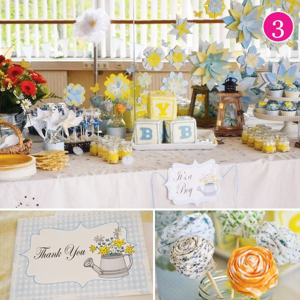 Baby Shower Pool Party Ideas pool party ideas baby shower favors Garden Party Baby Shower Ideas First Birthday Country Garden Helicopter