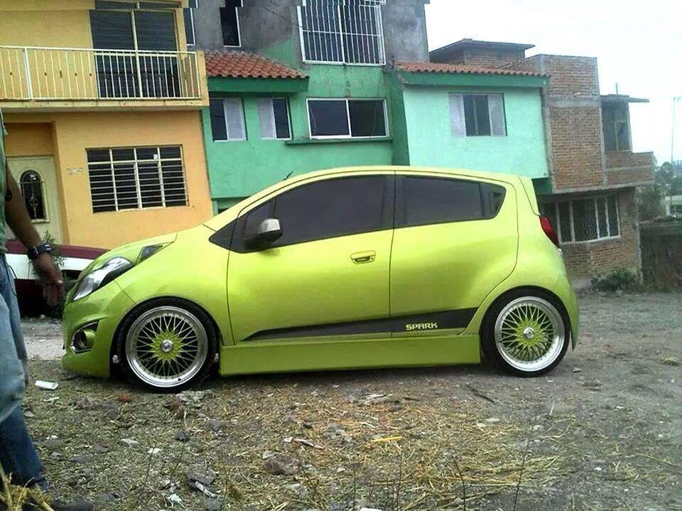Green Chevy Spark Chevy Spark Chevrolet Spark Chevy Sonic Chevrolet